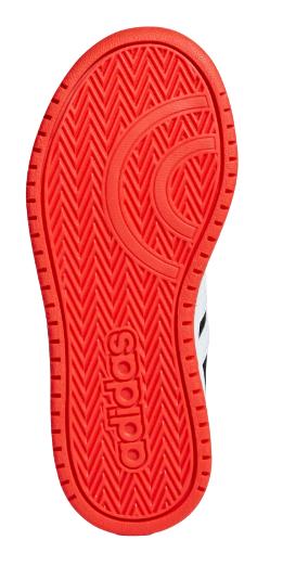 Buty ADIDAS dziecięce B75960 czarne