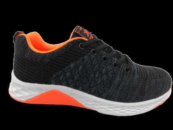 Buty damskie sportowe B0151-1 adidasy czarne