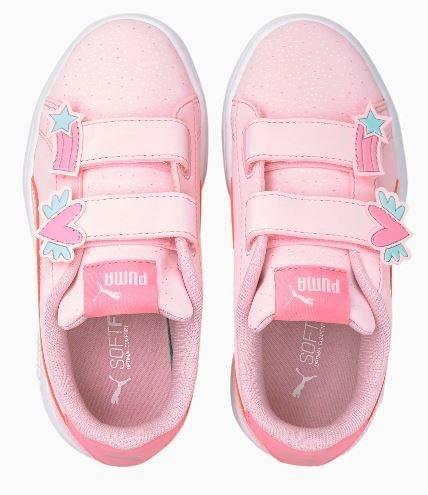 Buty dziecięce PUMA 368790 01 adidasy sportowe