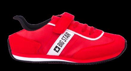 Buty dziecięce adaidasy BIG STAR FF374135 czerwone