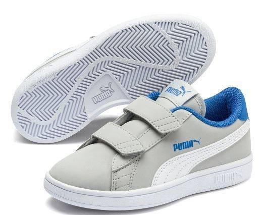 Buty dziecięce trampki Puma Smash v2 365183 15
