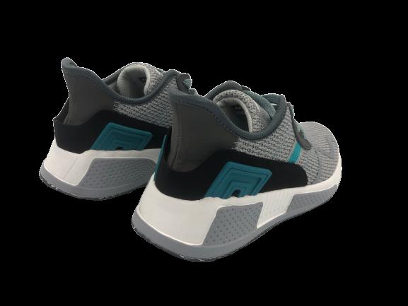 Buty sportowe damskie obuwie B9020A-4 szare