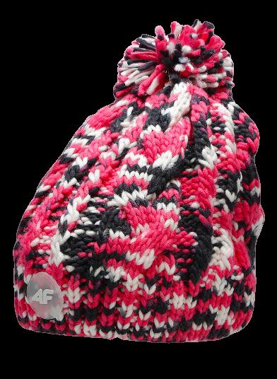 Czapka dziecięca 4F JCAD005 zimowa ciepła one size