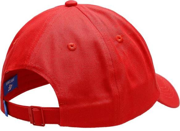 Czapka męskie z daszkem 4F CAM009 czerwona