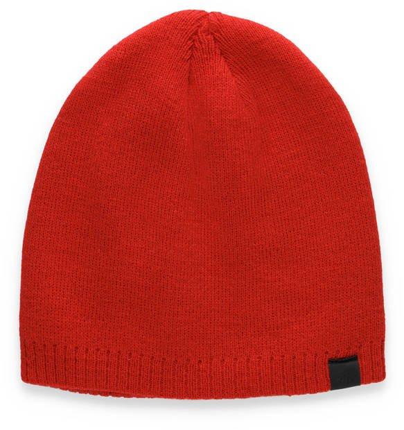 Czapka zimowa męska 4F CAM008 ciepła czerwona