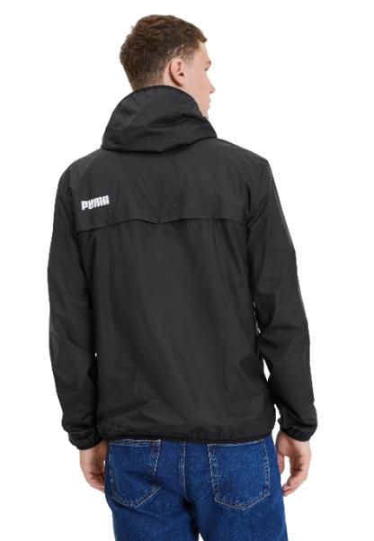 Essentials Solid Windbreaker Puma Black 58122401 XL