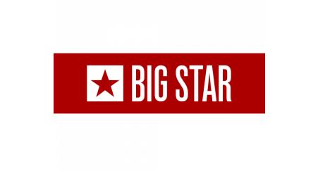 Japonki BIG STAR klapki DD274A249 białe w paski