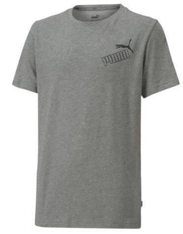 Koszulka dziecięca PUMA 583241 03 szara