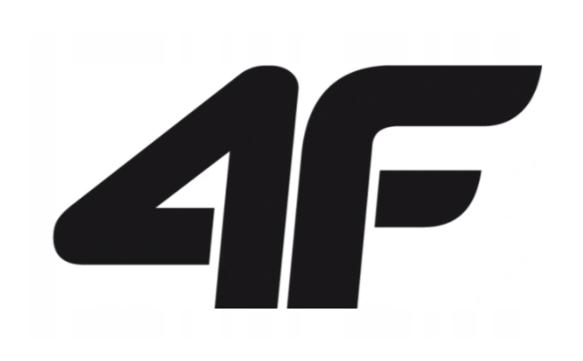 Nerka szara 4F AKB004 saszetka uniwersalna