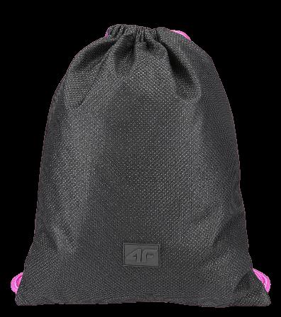 Plecak 4F worek JBAGD001 CZARNY one size