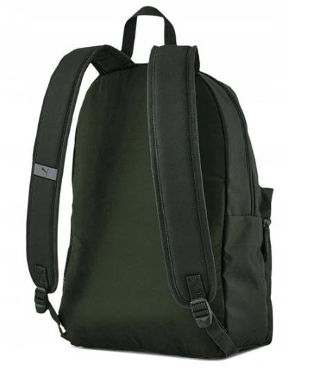 Plecak szkolny PUMA sportowy 075487 47 zielony