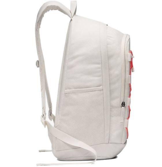 Plecak szkolny sportowy Nike Hayward beżowy