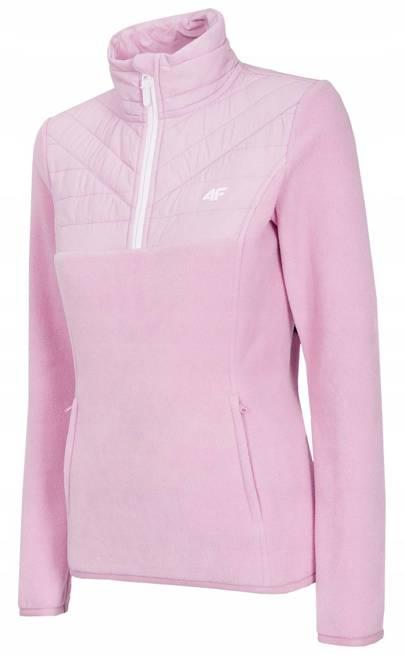 Polar damski PLD005 różowa bluza ciepła