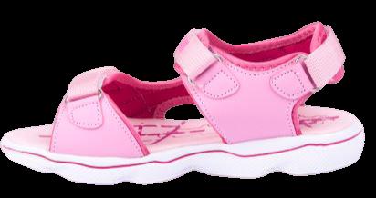 Sandały dziewczęce  BIG STAR FF374217 różowe
