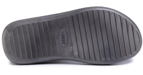Sandały męskie BIG STAR FF174501 obuwie szare