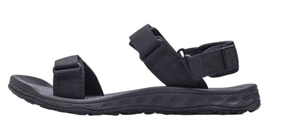 Sandały męskie sportowe 4F SAM001 czarne