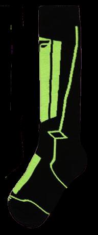 Skarpety narciarskie dziecięce 4F JSOMN001 2PAK
