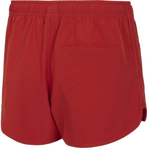 Spodenki damskie sportowe 4F SKDT001 czerwone