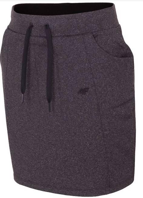 Spódnica 4F dresowa sportowa SPUD002 szary