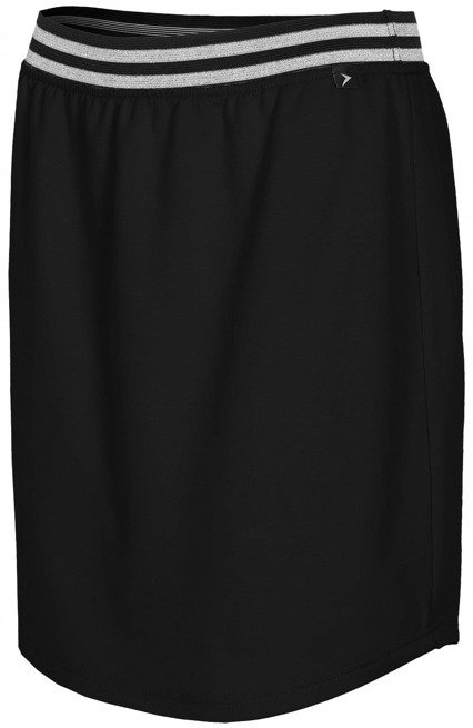 Spódnica dresowa  OUTHORN SPUD601 czarna