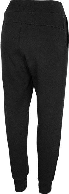Spodnie damskie dresowe 4F SPDD001 CZARNE