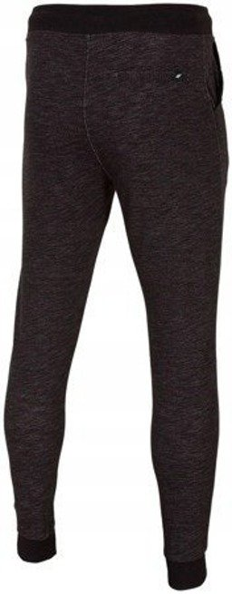 Spodnie dresowe męskie 4F czarne XL