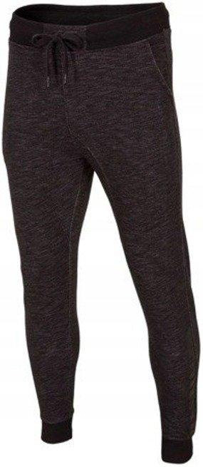 Spodnie dresowe męskie 4F czarne XXL