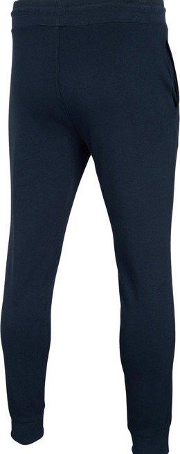 Spodnie męskie 4F SPMD001 GRANAT dresowe