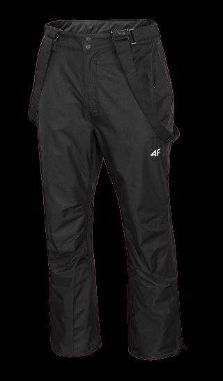 Spodnie narciarskie męskie 4F SPMN001 czarne