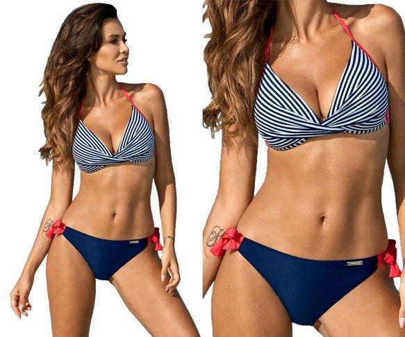 Strój kąpielowy Gabbiano ANABEL-D,01 bikini
