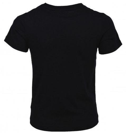 T-shirt chłopięcy PUMA 58126801 czarny