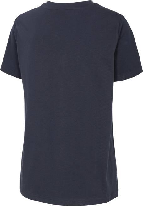 T-shirt damski 4F TSD017 bawełniany granatowy