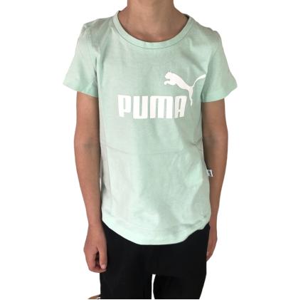 T-shirt koszulka dziecięca PUMA 851757 miętowa