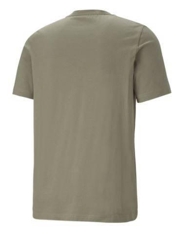 T-shirt koszulka męska PUMA 586667 73 khaki