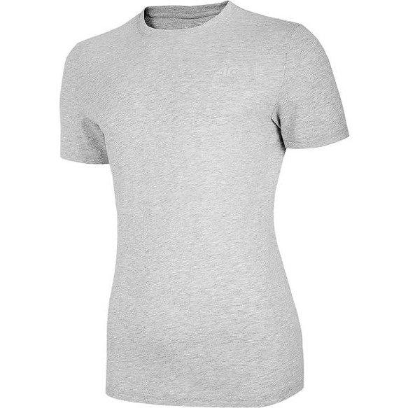 T-shirt męski 4F jasno szary TSM003