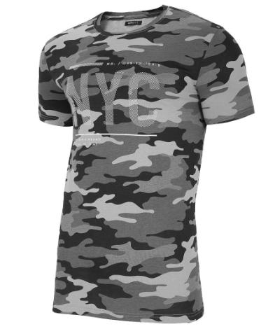 T-shirt męski OUTHORN TSM625 MULTIKOLOR