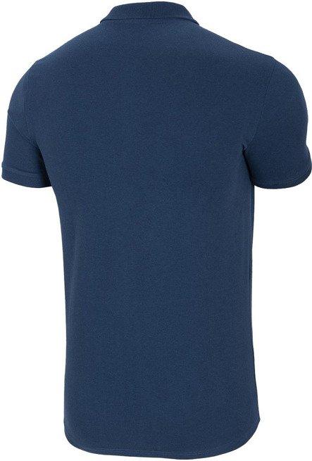 T-shirt męski OUTHORN TSM626 DENIM