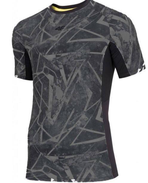 T-shirt treningowy męski 4F TSMF003 sportowy