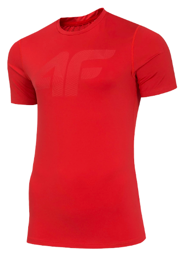 T-shirt treningowy męski 4F TSMF004 sportowy