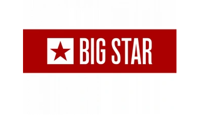 Trampki damskie BIG STAR GG274006 białe