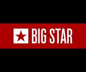 Trampki męskie BIG STAR DD174270 GRANAT