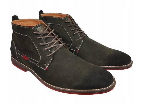 Trzewiki Cross Jeans buty EE1R4065C khaki