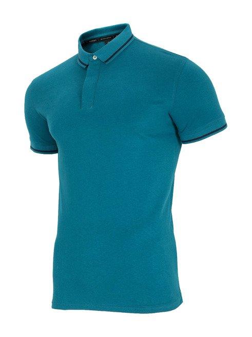 t-shirt męski outhorn TSM633 MORSKA ZIELEŃ